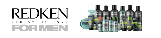 Redken For Men Haircare